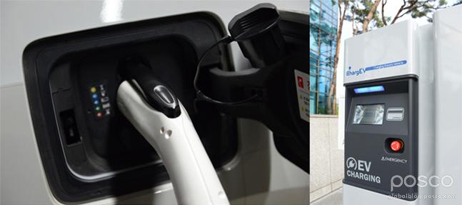 POSCO ICT to Establish EV-Charging Infra for GM's Bolt
