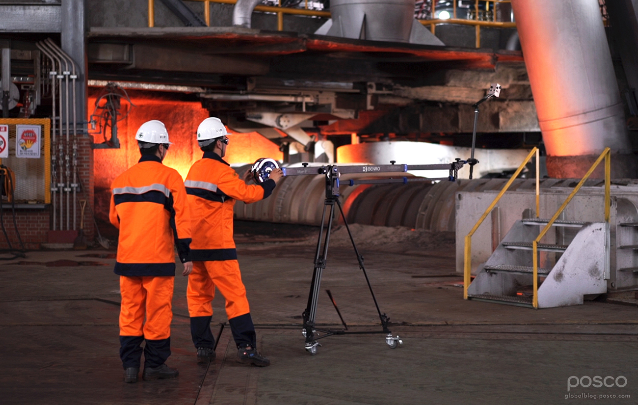 POSCO to Use VR Content to Promote Its Steel Products and Exceptional Manufacturing Process