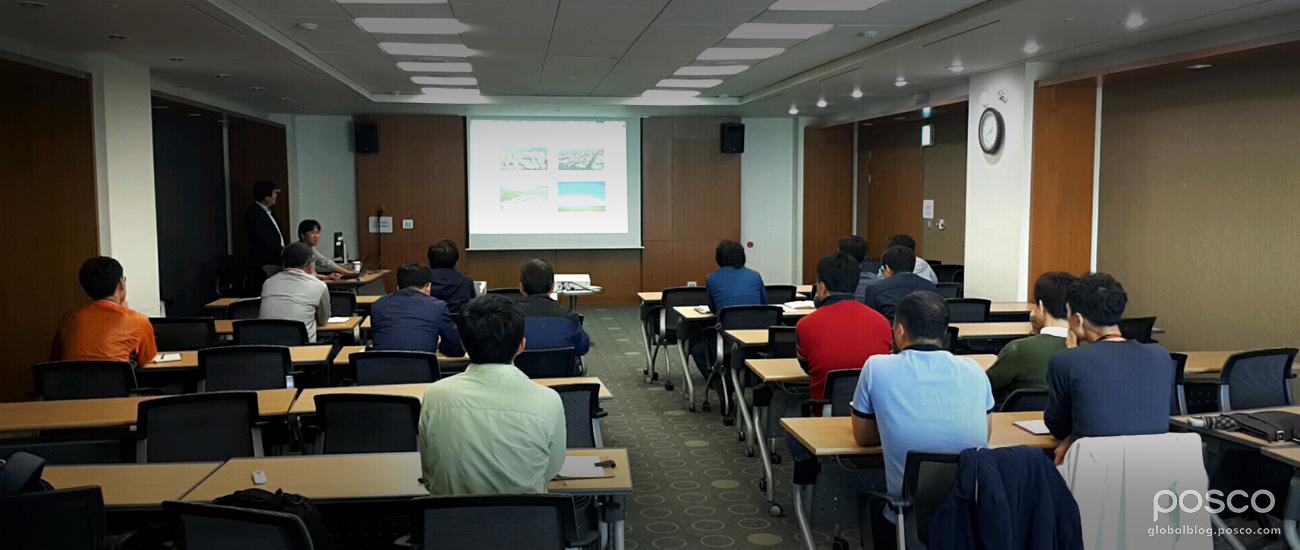 Korean Communication Poles to be Exclusively Designed with POSCO's ATOS Steel